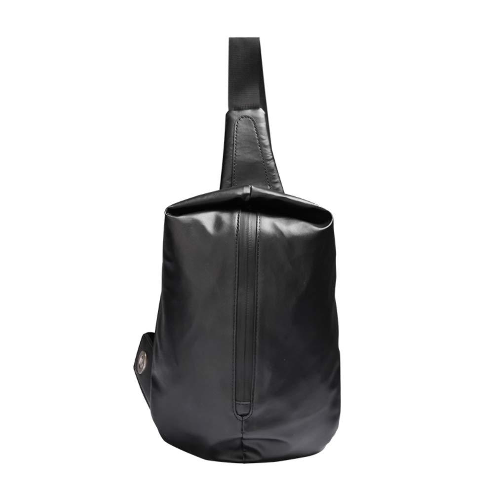 Men's Shoulder Crossbody Bag,multifunctional Chest Bag-a
