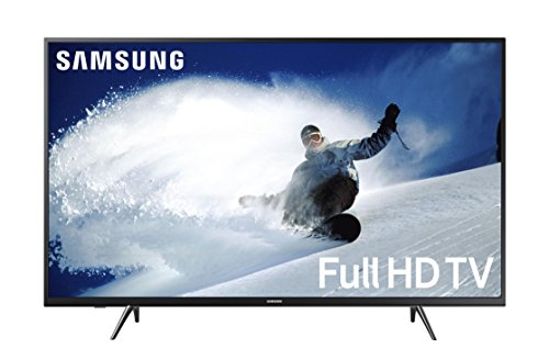 Samsung Electronics UN43J5202A 43-Inch 1080p Smart LED TV (2017 Model) (Tv Sizes)