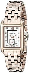 Claude Bernard Women's 25003 37RM NAPR Ladies Fashion Analog Display Swiss Quartz Rose Gold Watch