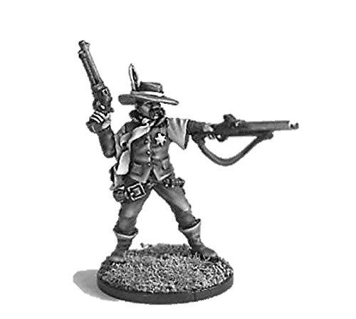 Desolation Row: Sheriff - Scorpion Black Miniatures