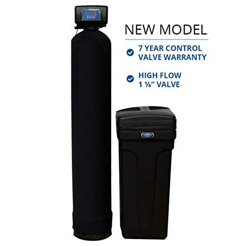 Discount Water Softeners Genesis High Efficiency 64,000 Grain Water Softener, On Demand, Digital Metered, Up Flow