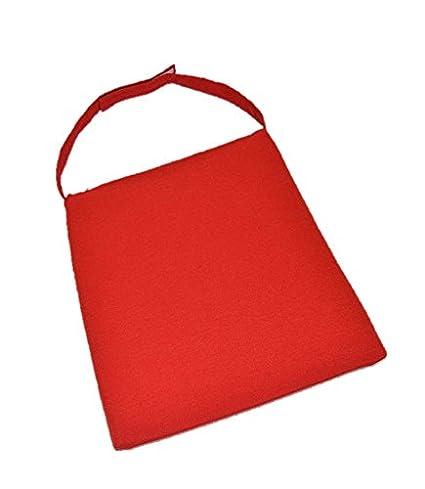 Amazon.com: Cojín de asiento de espuma de trapezoide para ...