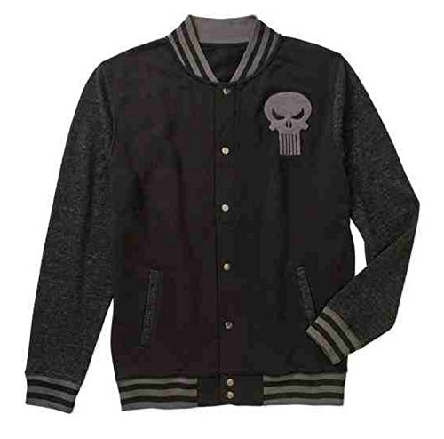 marvel varsity jacket - 8