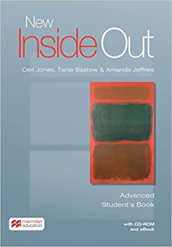 New Inside Out. Advanced / Students Book with ebook and CD-ROM ...