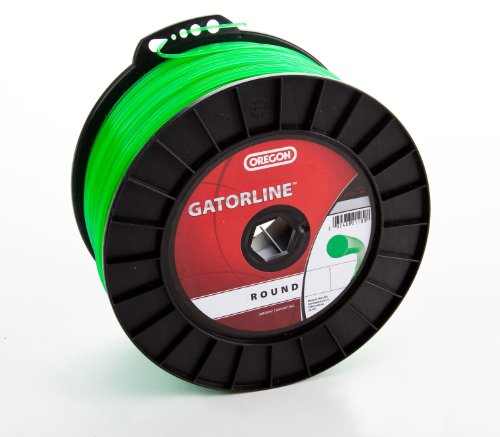 Oregon 21-170 Gatorline Round String Trimmer Line .170-Inch Diameter 3-Pound Spool