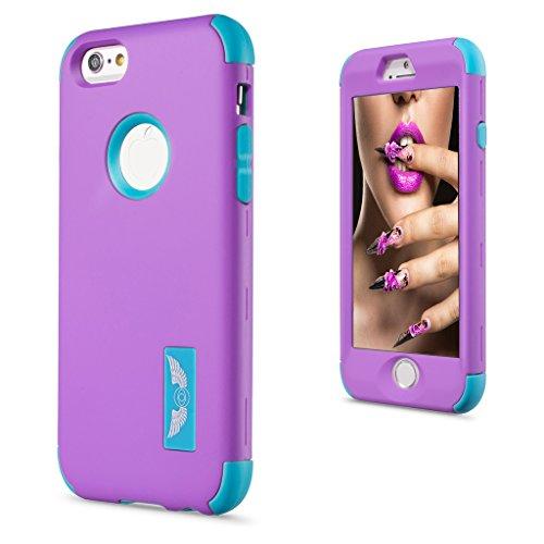 iphone 6 3in1 hard hybrid case - 7