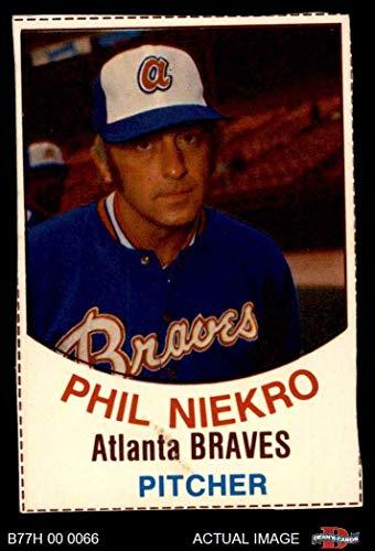 1977 Hostess # 111 Phil Niekro San Francisco Giants (Baseball Card) Dean's Cards 3 - VG Giants