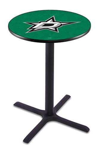 Licensed Dallas Stars Pub Table (Holland Bar Stool L211 NHL Dallas Stars Officially Licensed Pub Table, 28