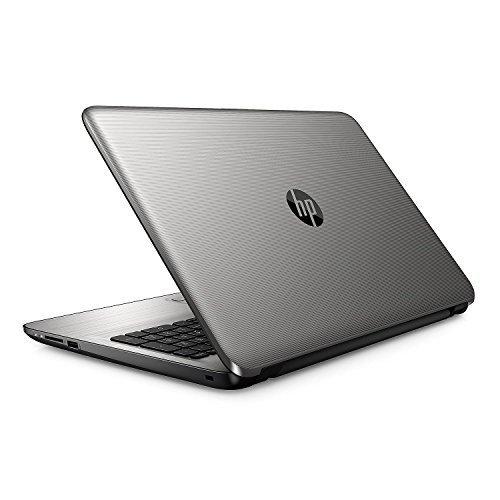 HP Notebook 15 High Performance Premium HD Laptop (2017 Model) , Latest Intel Core i7-7500u Processor 2.7 GHz, 16GB DDR4 RAM, 1TB HDD, DVD±RW, 802.11acWiFi, Bluetooth, HDMI, Windows 10-silver (Hp Pavilion 15 Notebook Pc I7)
