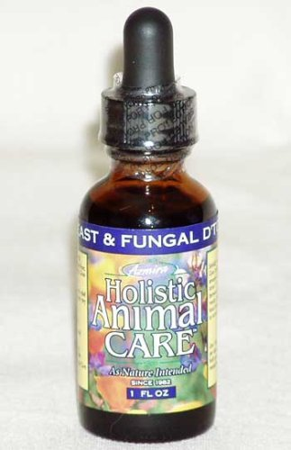 Yeast & Fungal DTox by Azmira Holistic Animal Care