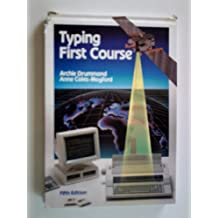 Typing, First Course