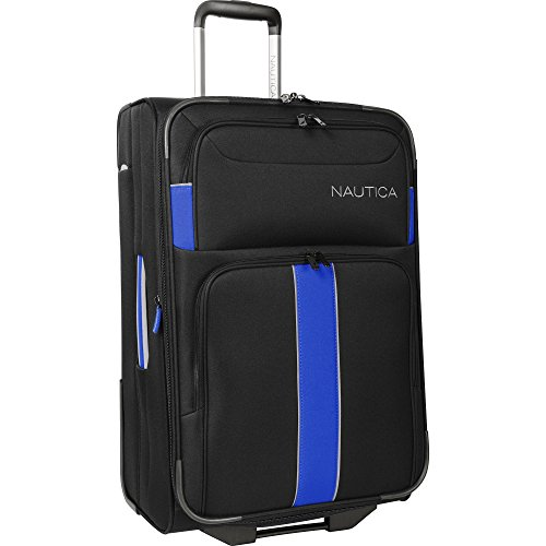 Nautica Seaford Rolling Expandable Suitcase