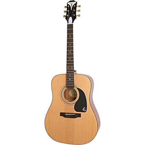 Epiphone EAPRNACH1 PRO-1 Acoustic Guitar, Natural by Epiphone