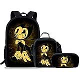 Cheap Backpack Children Kids Cartoon Backpack pen box School Bags for Boys Girl Teenage (Backpack-ben-dy1)