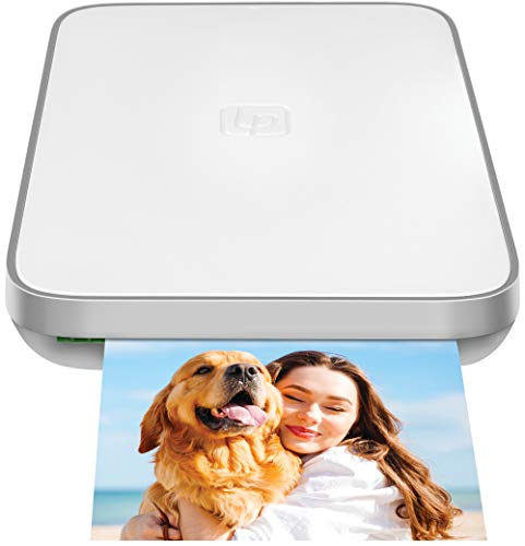 Lifeprint 3X4.5 Portable Photo AND Video Printer For IPhone And Android. Make Your Photos Come To Life W/ Augmented Reality - White