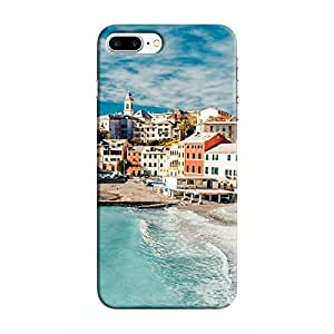 Cover It Up - Beach Town iPhone 8 Plus Hard Case