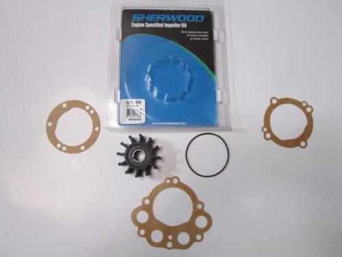 Sherwood Neoprene Impeller Kit (2-1/4-Inch Diameter 25/32-Inch (Sherwood Impeller)