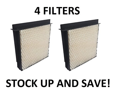 (Humidifier Filter for Bemis Essick Air 1040 Super Wick - 4 Pack)