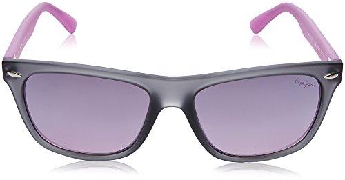 Jeans 55 de Pj7185C655 Gafas Rosa para Pepe Mujer Sol Gris PO6xwMdq