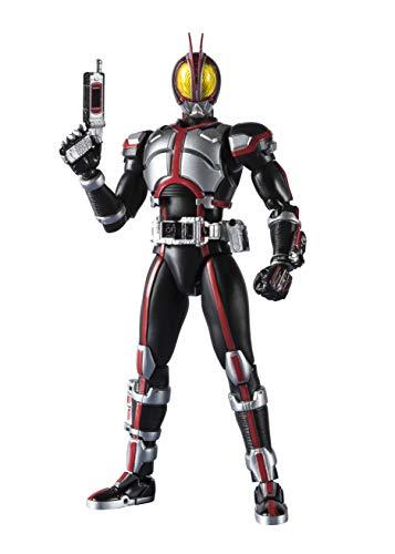S.H.피규어아츠 가면 라이더 (Φ)파이의 -20 Kamen Rider Kicks Ver.- 약145mm PVC&ABS&다이캐스트제 도장필 가동 피규어