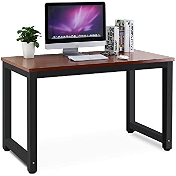 computer table for office. tribesigns modern simple style computer desk pc laptop study table office workstation for home