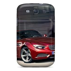 Premium Tpu Bmw Zagato Coupe Concept 2012 Covers Skin For Galaxy S3