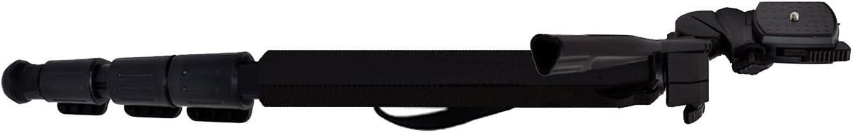 Quick Release Professional Black 72 Monopod//Unipod for Canon VIXIA HF S10