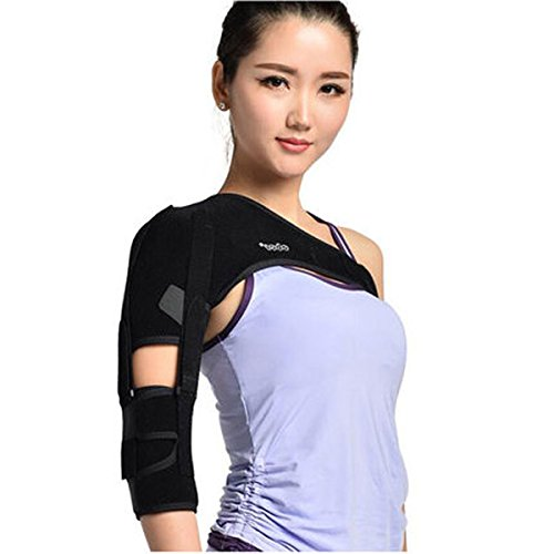 Shoulder Brace Support Arm Sling for Stroke Hemiplegia Subluxation Recovery, Right Shoulder by airgoesin