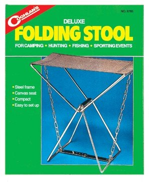 Coghlan's Deluxe Folding Camp Stool by Coghlan's