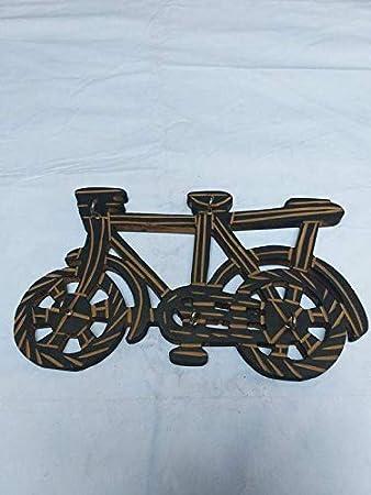 aTOzCRAFTS - Soporte para Llaves de Bicicleta (Madera): Amazon.es ...