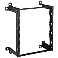 GadKo V Line Fixed Wall Rack, 12U