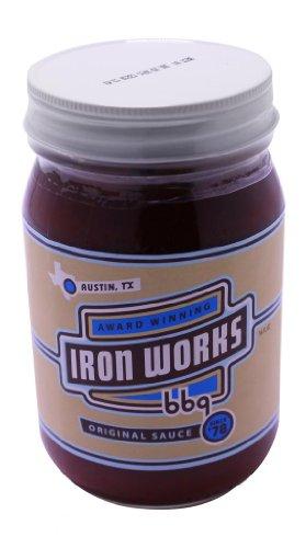Iron Works BBQ Regular BBQ Sauce - 1 (Iron Works Bbq)