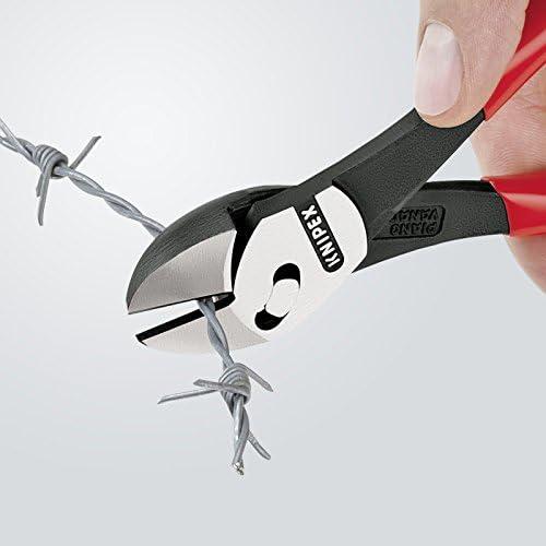 Knipex 73 71 180 Alicate de corte diagonal de alto rendimiento, 180 mm: Amazon.es: Bricolaje y herramientas