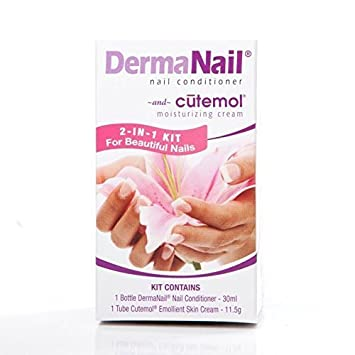 DermaNail Nail Conditioner, 1 Ounce by DermaNail