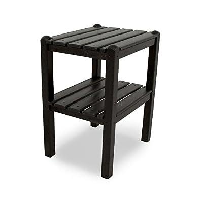 2-Shelf Side Table