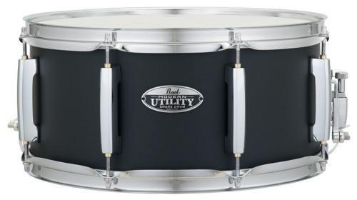 Pearl Snare Drum Satin Black MUS1465M227