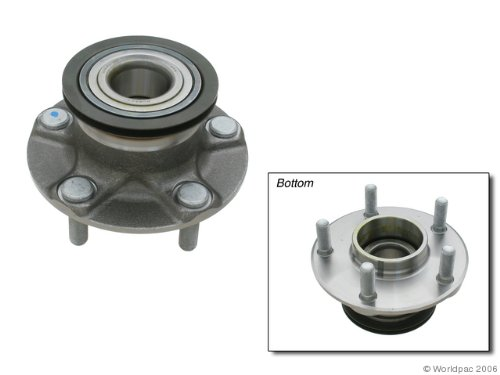 OES Genuine Wheel Hub Assembly for select Nissan 240SX models