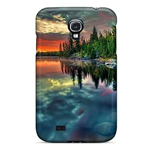 CNE7293cpVq Tpu Phone Case With Fashionable Look For Galaxy S4 - Nature Beauty