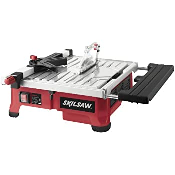 SKIL 3550 02 7 Inch Wet Tile Saw With HydroLock Water Containment System