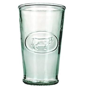 Global Amici Milk Glass - Set of 6