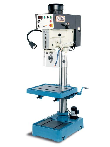 "Baileigh DP-1250VS 20"" Heavy Duty Baileigh Drill Press, 1-Phase 220V, 2hp Motor, 1.5"" Capacity"