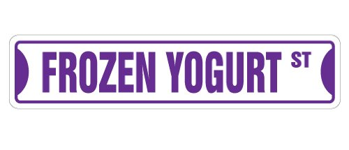 frozen yogurt cart - 4