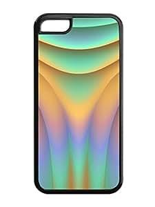 Custom Pour Me a Dream 3D Space Pattern Iphone 5c Rubber TPU Cases