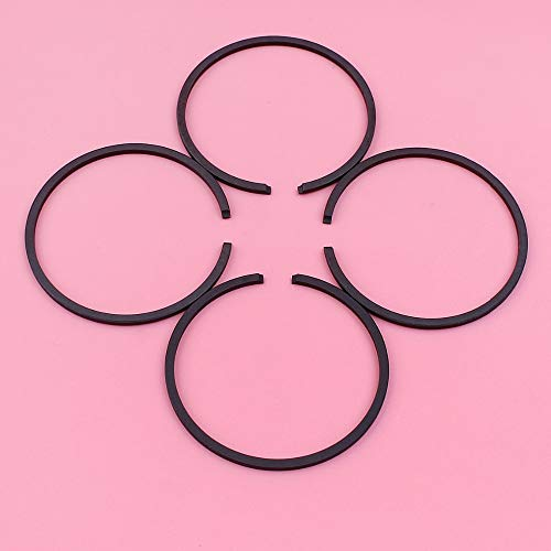 - Jammas 4pcs/lot Piston Rings For Mitsubishi TL43 Zenoah G45L G4K Robin NB411 Kawasaki TD40 Ryobi Shindaiwa B45 Engine 40mm x 1.5mm