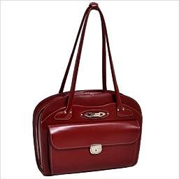 McKleinUSA LYNDON 96679 Pink Leather Ladies\' Briefcase