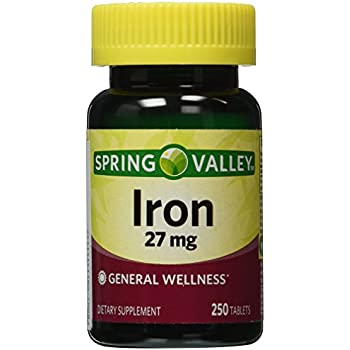 Nature Made  Mg Iron Four Pack Amazon
