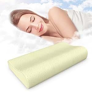 Amazon Com Contour Memory Foam Pillow Eseoe Best Sleep