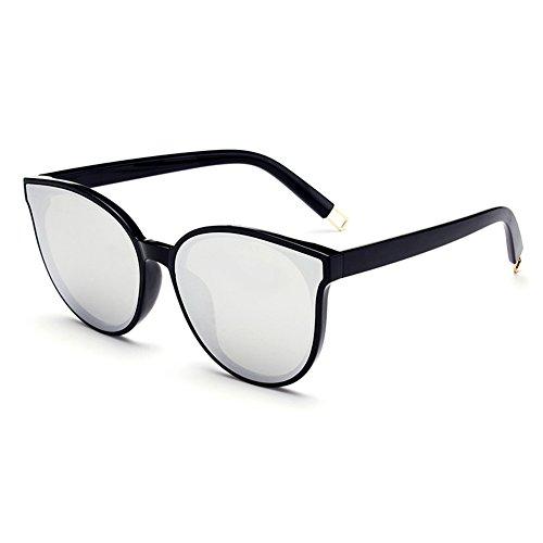 Männer Rahmen Driving Eyewear Damen Large Outdoor Anti Brille Brille Meijunter UV Silber Korean Sonnenbrille STIq55