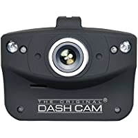 The Original Dash Cam 4SK107 Black Wee 1080P Wide Angle Dashboard Camera Recorder Car Dash Cam with G-Sensor, WDR, Loop Recording