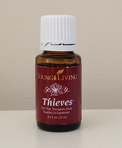 Thieves Essential Oil 15ml by Young Living Essential Oils